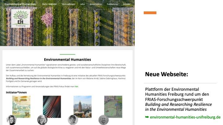 EH Webseite Vorstellung